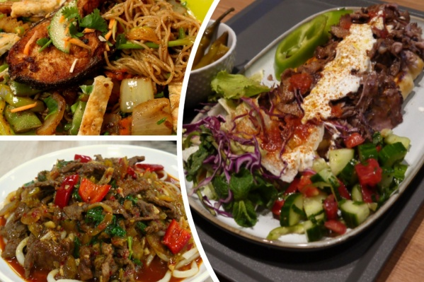 Обозреватель НГС нашел малозаметные или совсем новые заведения, где цены и качество блюд грозят вам перееданием