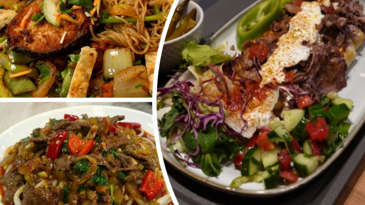 Как бы не лопнуть: 3 заведения национальной кухни с вкусной дешевой едой и большими порциями