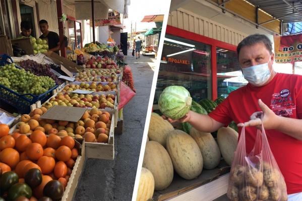 На рынках, по мнению Павла Покровского, больше шансов дождаться снижения цен