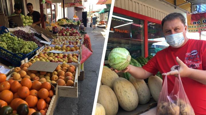 «Нужно больше свободных рынков»: член Общественной палаты РФ — о ценах на овощи в Самаре