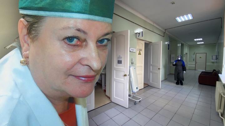 Всю жизнь отдала работе: тюменская медсестра, умершая от ковида, заразилась за несколько дней до отпуска