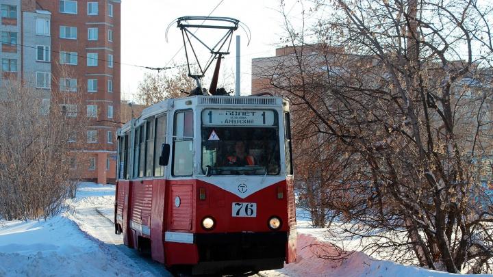 Ровесники перестройки, или Сколько лет омским автобусам, троллейбусам и трамваям