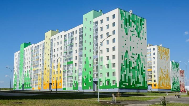 В ЖК «Видный» новым жильцам подарят кухню от застройщика