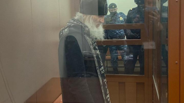 Бывшему схиигумену Сергию предлагали закрыть уголовное дело в обмен на публичное покаяние