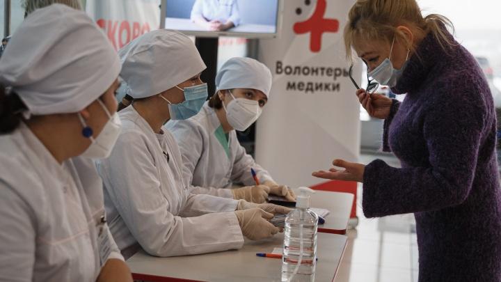 В Кузбассе за сутки COVID-19 заболели 54 человека, еще один человек умер