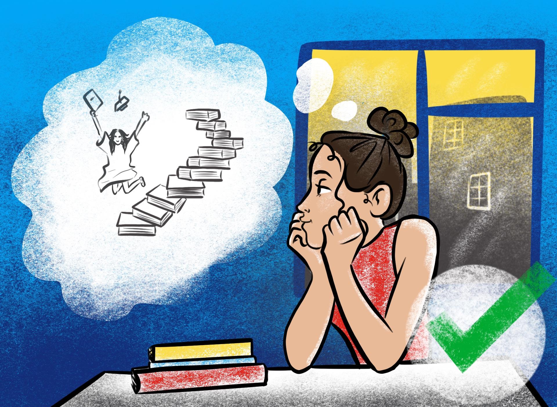 Кредит на образование поможет с продвижением по карьерной лестнице