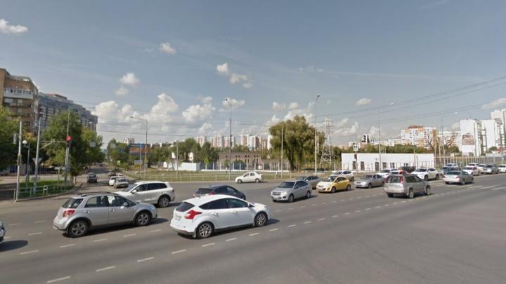 В Самаре перекроют улицу Советской Армии