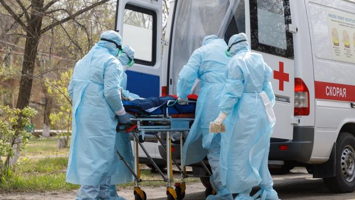 Страшная круглая цифра: коронавирус за год унес жизни тысячи волгоградцев