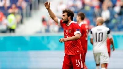 Самый важный матч: под конец матча сборная России прижалась к своим воротам