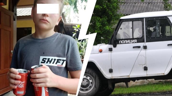 В Верхней Пышме полиция разыскивает пропавшего 13-летнего мальчика