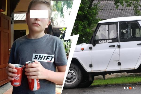 Поисками ребенка занимаются все наряды полиции Верхней Пышмы и волонтеры