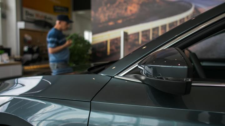 В топе Lada, KIA и Hyundai: Красноярский край стал вторым в СФО по продажам новых автомобилей