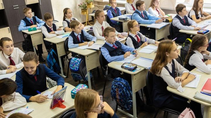 В Самарской области начали зачислять детей в первые классы школ