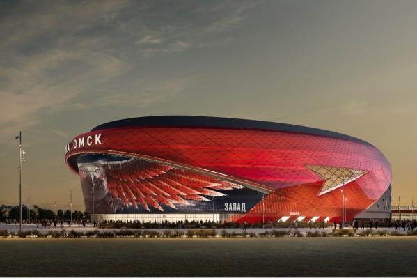 """В декабре <nobr class=""""_"""">2022-го</nobr> — январе 2023 года на новой «<nobr class=""""_"""">Арене Омск</nobr>» пройдет молодежный чемпионат мира по хоккею"""
