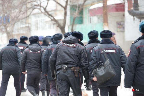 Полиция смогла выявить 13 человек, совершивших преступления