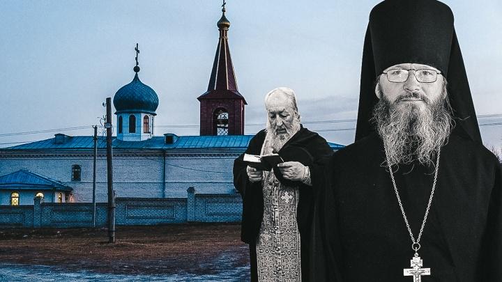 Вспышка COVID-19 в монастыре под Волгоградом. За неделю от коронавируса скончался второй насельник