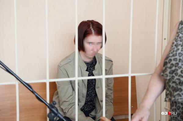 Молодая мать признала свою вину в суде