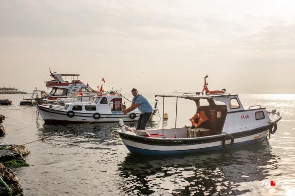 Разные в Турции и Египте не только моря
