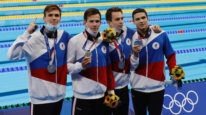 Пловец из Ярославской области завоевал серебряную медаль на Олимпиаде в Токио