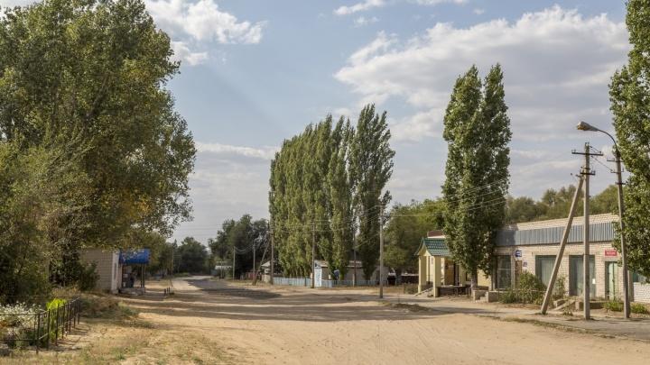 Введен режим повышенной готовности к ЧП. В Волгоградской области осталось без воды целое село