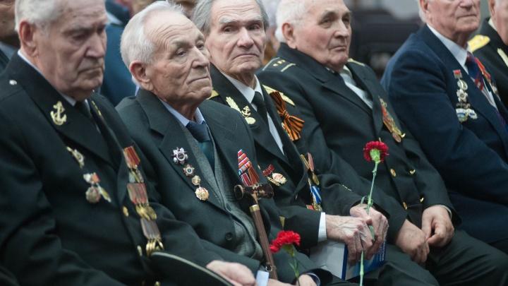 В Уфе пройдут парады у домов ветеранов