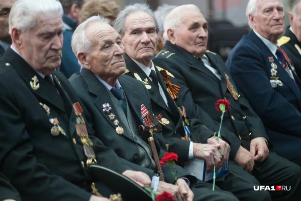 В России осталось не так много ветеранов