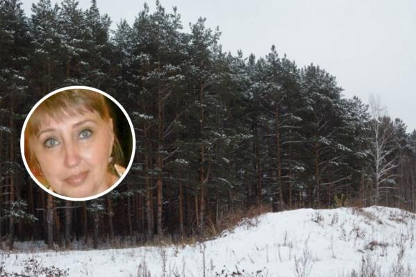 Елена Пацуренко ушла из дома 4 января и пропала