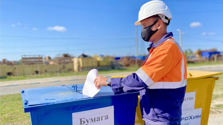 Гремячинский горно-обогатительный комбинат внедряет новые экологические стандарты производства