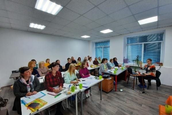 Все занятия в центре организаторы постарались сделать максимально доступными как в плане подачи информации, так и по стоимости участия