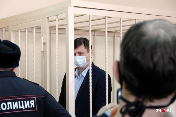 """<nobr class=""""_"""">19 февраля</nobr> Олега Извекова на время следствия отправили в следственный изолятор"""