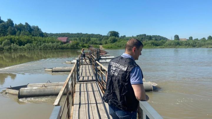 В кузбасской реке нашли тело 4-летнего ребенка