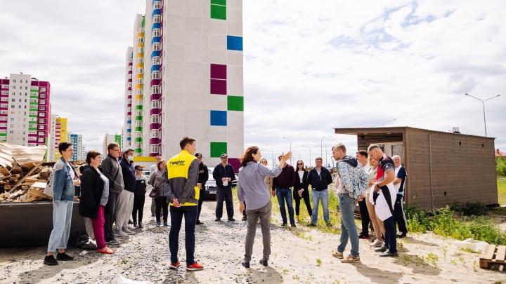 Три коттеджа за раз: заводы покажут, как строить дома из газобетона, керамзитоблока и силикатных блоков