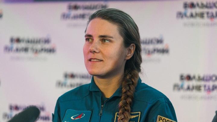 Единственная в России женщина-космонавт из Новосибирска собирается побить рекорд пребывания в космосе