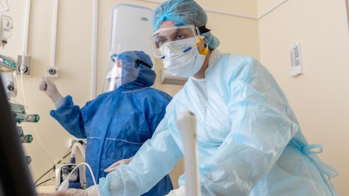 В Самарской области начали строить еще один новый ковид-госпиталь
