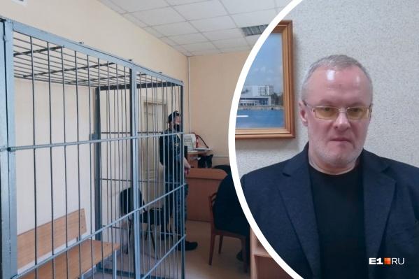 Бывшего криминального авторитета Андрея Овчинникова обвиняют в похищении человека