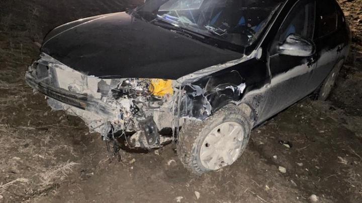 На трассе под Волгоградом уснувший водитель устроил крупную аварию с пострадавшими