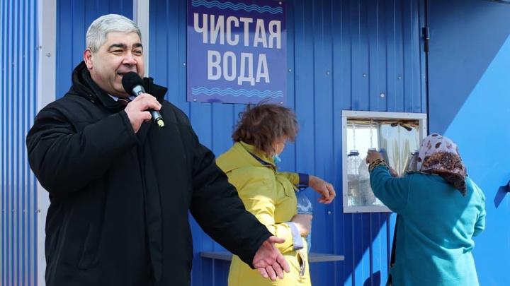 В Волгоградской области чиновник районной администрации сорвал строительство очистных сооружений