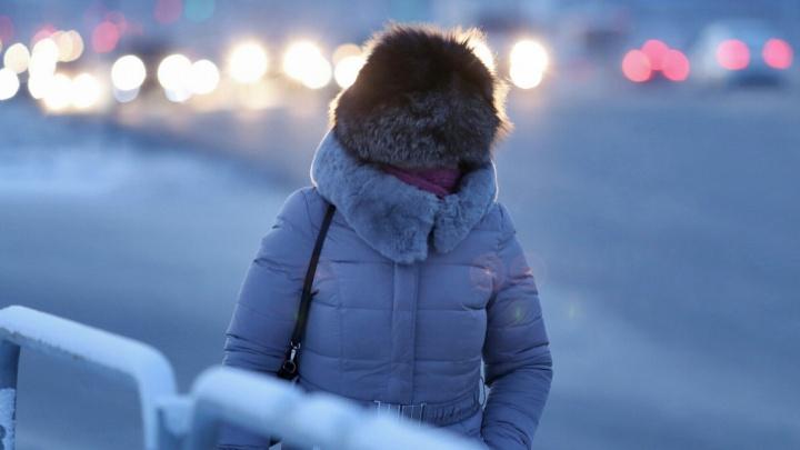Когда на термометре под -30°С. Врач рассказал, как не допустить обморожения в сильные холода