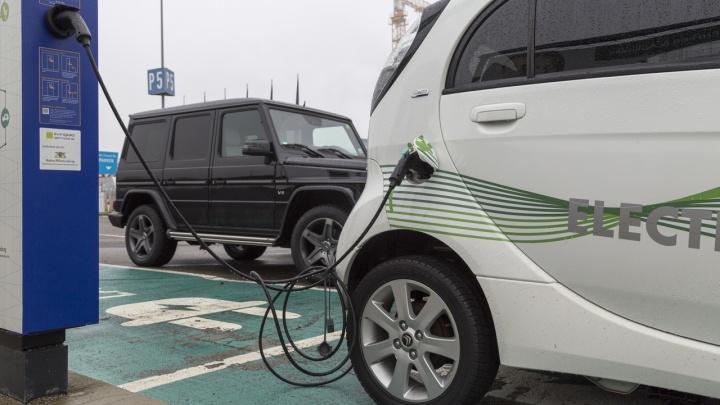 Первые три месяца будет бесплатной: в Волгограде откроют первую зарядную станцию для электромобилей