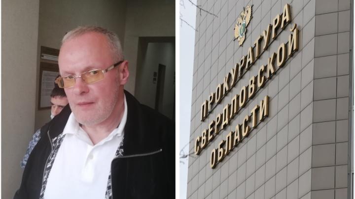 Бывший криминальный авторитет Овчинников ответил прокуратуре, которая обжаловала его оправдательный приговор