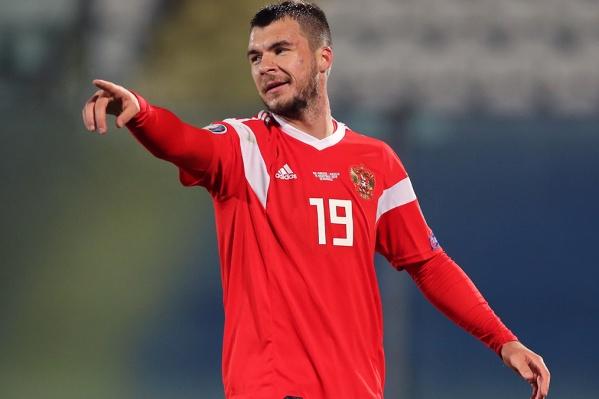 В 2019 году Комличенко впервые вызвали в сборную России