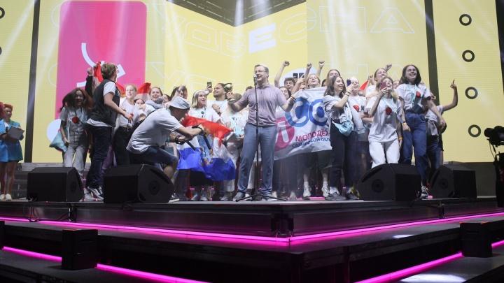 С возвращением! В Самарской области пройдет юбилейная «Всероссийская студенческая весна»