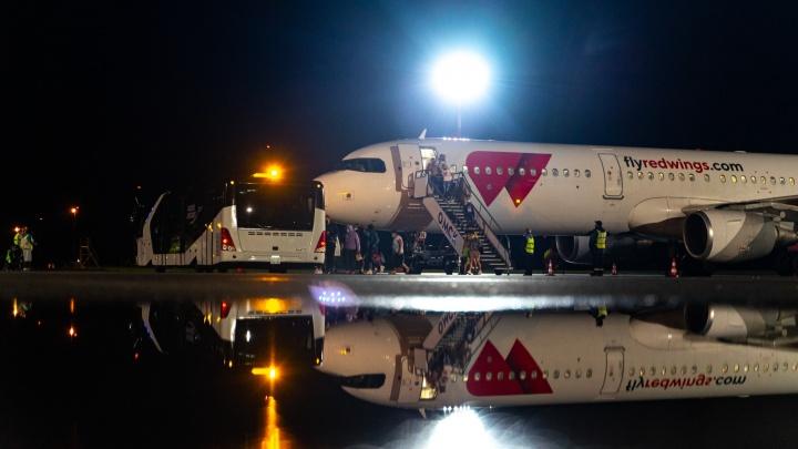 Авиакомпания «Ред Вингс» планирует открыть филиал в Омске