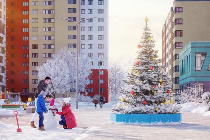 Жители ЖК «Меридиан» успели окрестить бульвар «местным Вайнера»