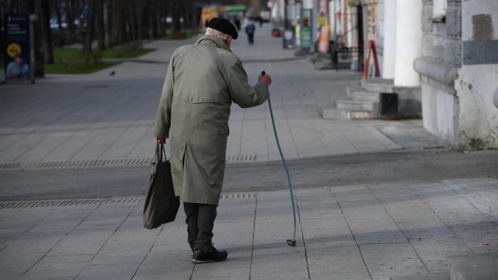 Не давайте им денег. Уральские поисковики объяснили, как помочь потерявшимся бабушкам и дедушкам