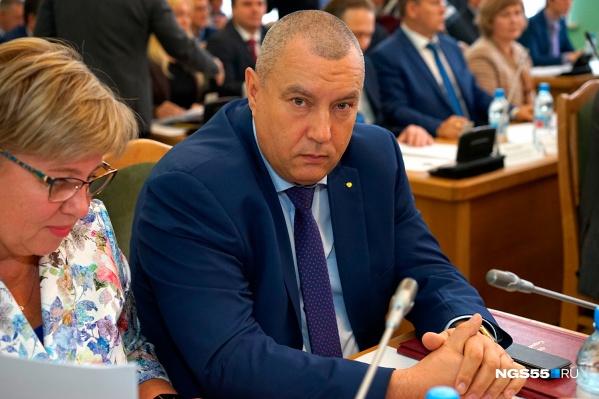 Сергей Фролов уже курировал департамент транспорта, а сейчас возглавил одно из его предприятий