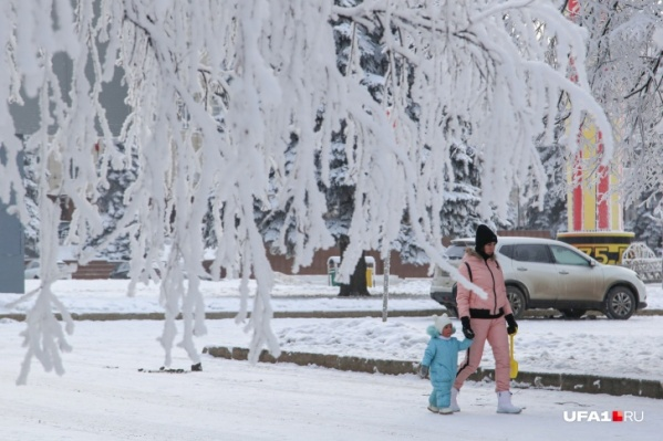 Первый месяц весны ожидается снежным