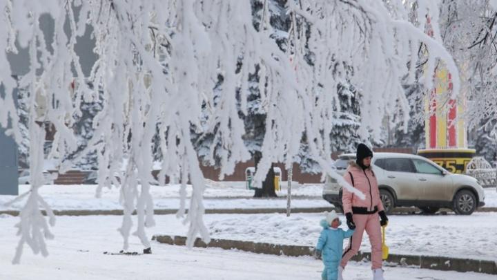 Мороз или оттепель? Стало известно, какую погоду в Башкирии ждать в марте