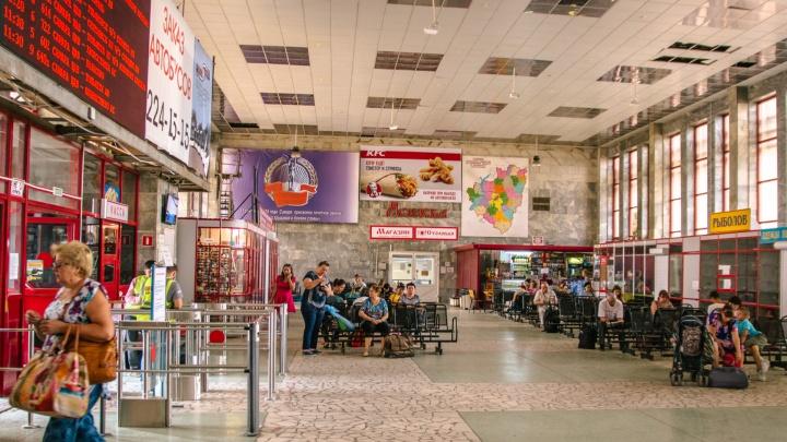 Названа сумма долга владельца Центрального автовокзала перед ФНС