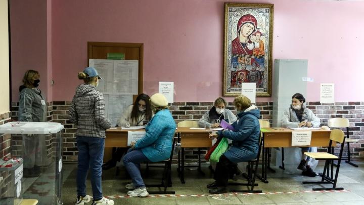 Как в Нижнем проходили выборы. Смотрим кадры с избирательных участков